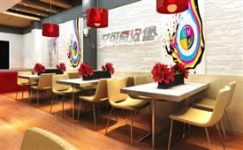 艾可奇汉堡,中国汉堡创始品牌