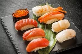 町上寿司暴暴蓝的百味厨房正式建立合作伙伴关系!