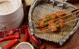 六年一班串串香,新鲜食材,传承川味文化