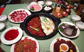十七门重庆老火锅,花椒海椒重庆的味道