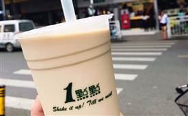 一点点奶茶店店面要求及产品特色