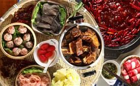 爷爷那辈牛排火锅,始于1942,感恩怀旧文化主题火锅