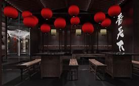 香天下火锅有多少家店,在餐饮圈是什么水平