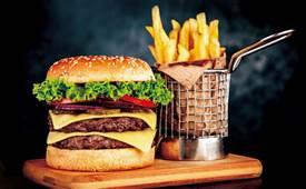汉堡店怎么样预估营业额