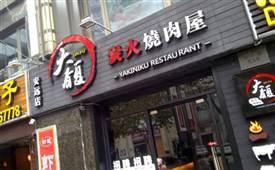 大馥炭火烤肉屋,一家日本菜烤肉餐厅