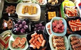 火锅食材超市加盟市场前景怎么样