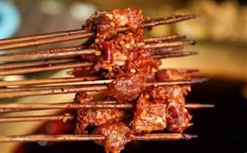 盘点吃串串香时那些必点的菜肴