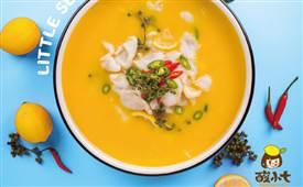 酸小七果味酸汤鱼是用的是什么鱼