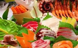 海鲜自助餐厅一般多少平方