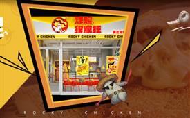 炸鸡很疯狂在三四线城市可以开店吗