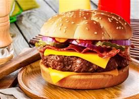 汉堡店如何店面选址,如何学会经营