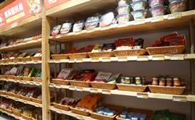 做火锅需要什么食材,海鼎捞六六六超市人气高