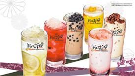 奶茶加盟店是您创业的首选