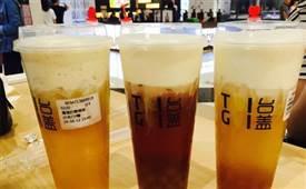 台盖奶茶,一个专注用好茶叶好奶盖