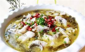 调料包酸菜鱼的做法步骤