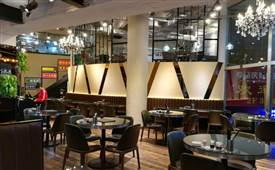 想开一家茶餐厅,怎么样找合适的门面房