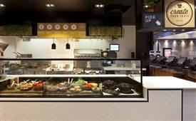 西式快餐店的厨房怎么样设计好