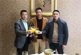 热烈祝贺深海800米广西南宁朝阳广场店成功签约
