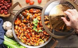 家常三汁焖锅的做法