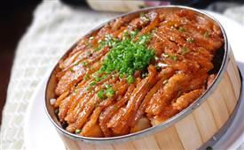 荷叶粉蒸肉是哪里的特色