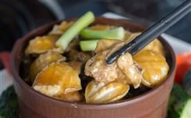 蒸汽火锅蒸鸡的做法