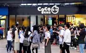 coco奶茶创始人是谁,洪肇水的coco创业经历