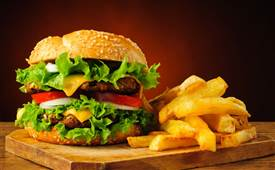 现在汉堡的市场怎么样?谁有开汉堡店的经验?