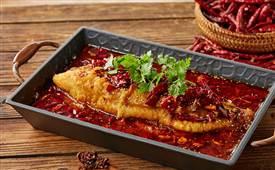 烤鱼与米饭的结合让不少美味又健康的烤鱼饭