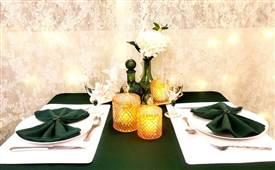 开一家主题餐厅,怎样用少的钱装修出高档餐厅