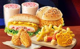 西式快餐市场容量或变化趋势
