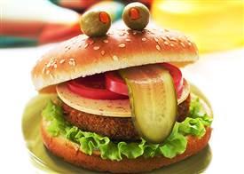 在小学附近开汉堡店怎么样