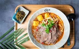 鼎四方牛肉汤店成功经营,大众的必备小吃