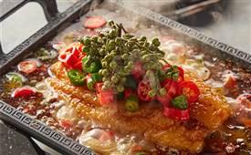酥先生烤鱼饭,一份来自酥先生的烤鱼饭