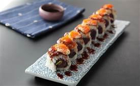 自己摆摊卖寿司的经历